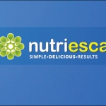 Nutriesca Business Card Back